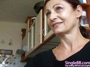 Russische Hausfrau poppt mit notgeilen Nachbarn